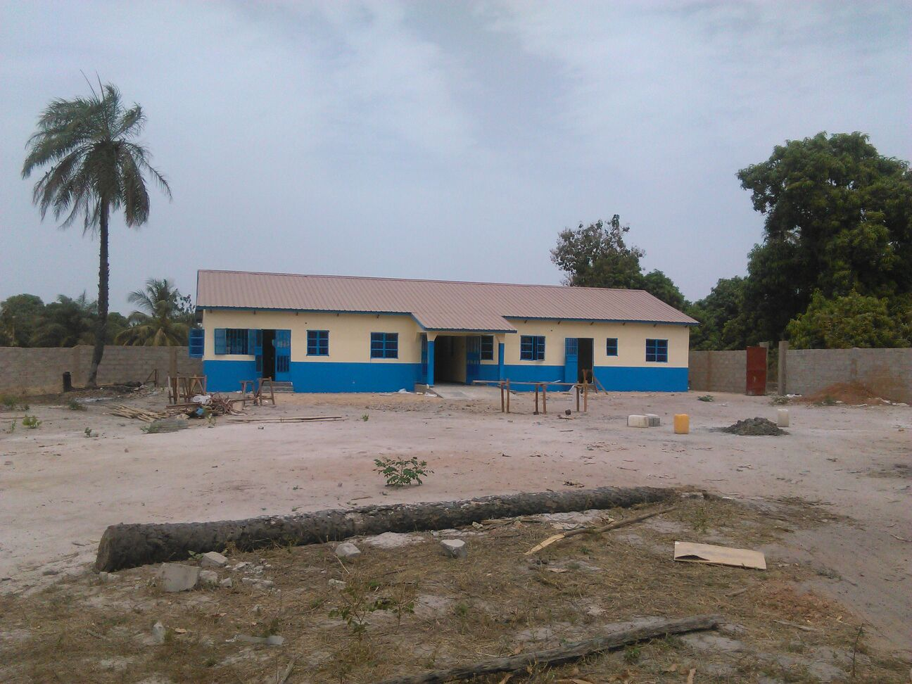 Faraba health post